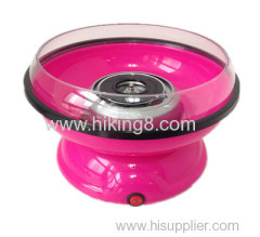 Cotton candy maker without oil