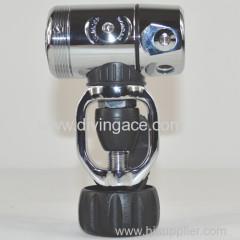 scuba diving equipment for professional/ scuba certification high pressure gas regulator