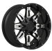 Car Alloy Wheels 20 inch deep lip