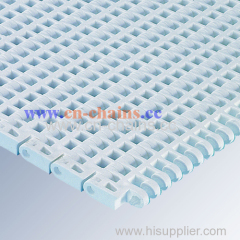 PVC conveyor belt are made of food grade material