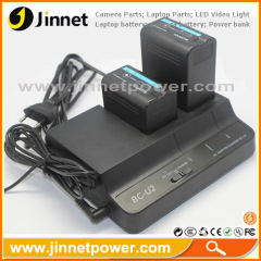 BC-U2 dual charger for Sony BP-U30/U60/U90 battery
