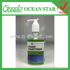 hot sale 237ml waterless hand cleanser