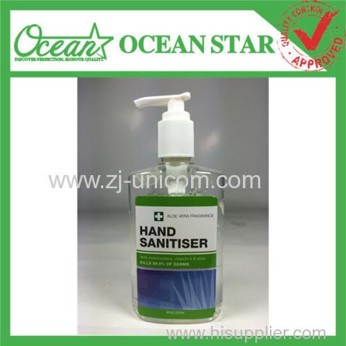 hot sale 237ml waterless hand cleanser