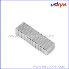 square neodymium magnet in china