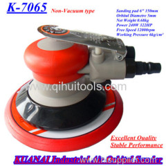 High Performance 150mm Industrial Air Orbital Sander