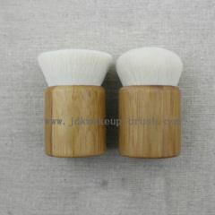 Kabuki brush bamboo handle wholesale