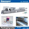 Pre-filled Syringe Blister Packing and Cartoning packaging line