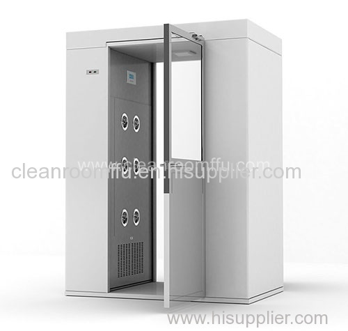 Special Design Taller Personal Air Shower Clean room for European Market