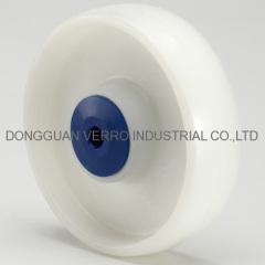 Industrial trolley nylon caster wheels