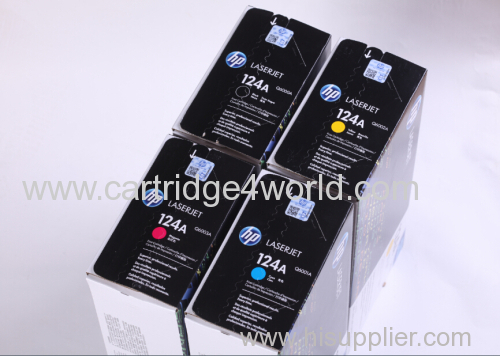 Color laser toner cartridge for HP 6000A/6001A/6002A/6003A