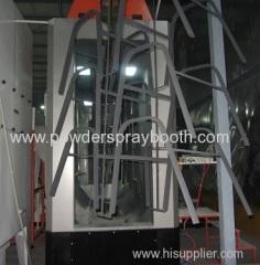 furniture Powder coating conveyorized line