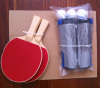 Quick table tennis set