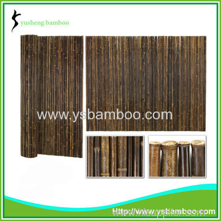 Nature bamboo safety fencing