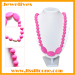 Silicone baby teether baby toys women necklace