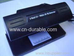 4w counterfeit money detector