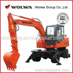 Wolwa mini bucket excavator new model excavator with low price