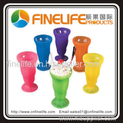 High quality Plastic ice cream cups