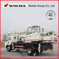 China 12ton Hydraulic Mobile Truck Crane for Sale