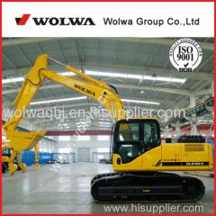 China professional manufacturer 16 ton crawler excavator with cheap price