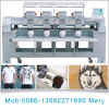 Hat embroidery machine sale