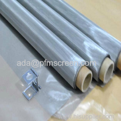 micron stainless steel woven cloth