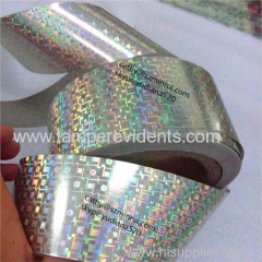 UDV material and hologram feature adhesive type sticker paper