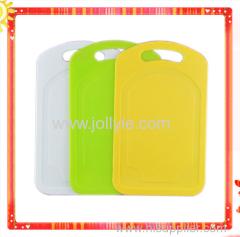 MINI PLASTIC CUTTING BOARD SET WITH 3PCS