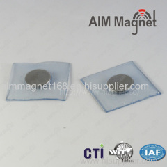 PVC covered ndfeb disc magnet for sale