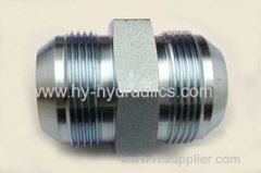 OEM JIC male 74 degree cone/ ORFS male fittings 1JF