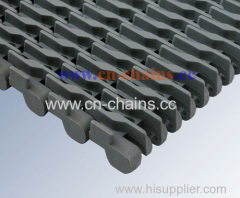 straight running plastic conveyor belt design low price and high quality