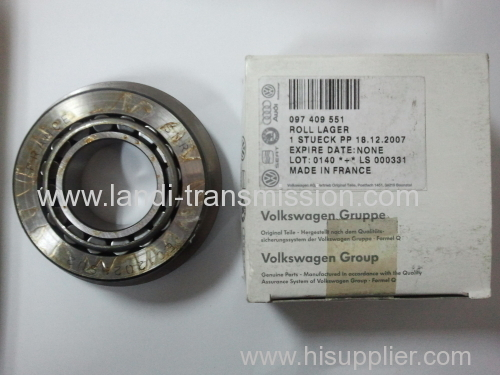 01 N transmission Roll Lager bearing 097409551