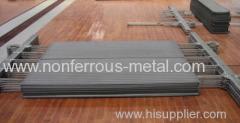 Titanium Anode Plate manufacturer