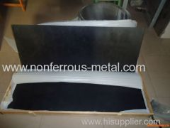 platinum plated titanium anode