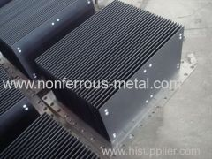 platinum plated titanium anode plate