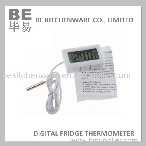 High quality digital refrigerator freezer fridge thermometer