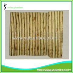colored bamboo fence wholesale