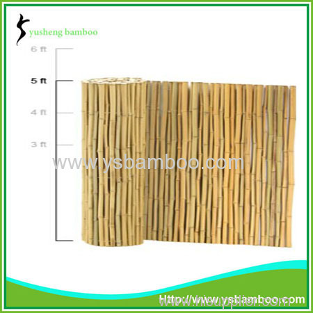 Eco-friendly Natural Bamboo Fence