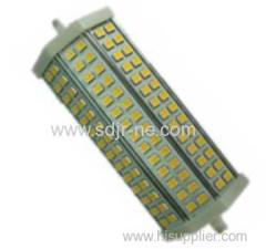 hot sell 189mm 30w led r7s light double ended
