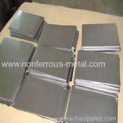Offer NICKEL ALLOY PLATES