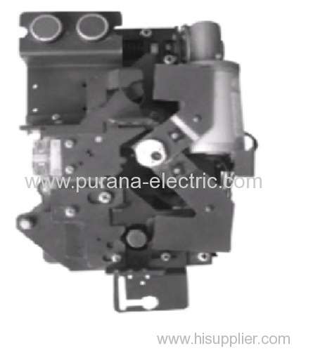 Sf6 circuit breaker load break switch motor operation for Motor operated circuit breaker