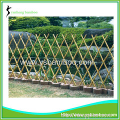 hot sale cheap natural bamboo fencing roll