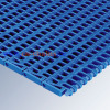 Rellwin plastic conveyor belt flush grid transmission belt