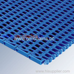 Modular Plastic Belt Conveyor easy to clean easy maintenance FG30