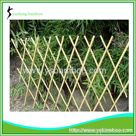 cheap natural economic bamboo fencing roll