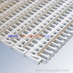 produce plastic conveyor belt Open area E30