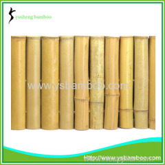 Competitive bamboo lattice garden fence