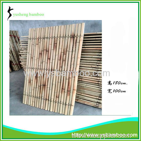 bamboo blind durable fence
