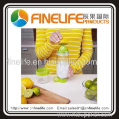 BPA Free lemons Citrus Zinger Water Bottle