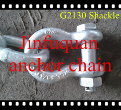 Anchor chain joining shackle G2130