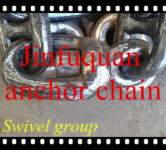 ISO standard swivel group for marine anchor chains